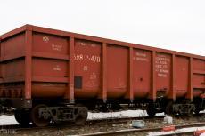 На железной дороге все больше брошенных поездов