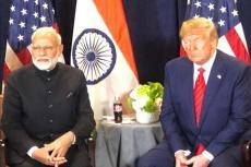 Трамп не знал, что Индия и Китай граничат друг с другом