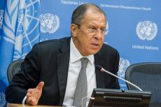 Лавров выступил на сессии Генассамблеи с призывом усилить контроль над вооружениями