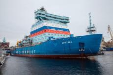 """работа ледокола """"Арктика"""" станет залогом непрерывного судоходства на Севере"""