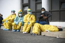 Китай прогнозирует на март мощную вспышку COVID-19