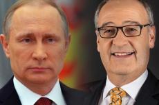 Владимир Путин, Ги Пармелен