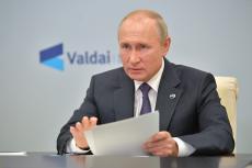 Путин считает преждевременным вопрос о своём президентстве после 2024 года