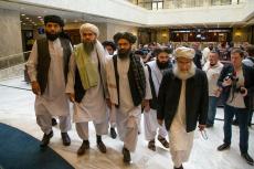 Переговоры США И Талибана