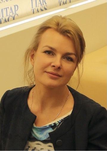 Наталья Якубова